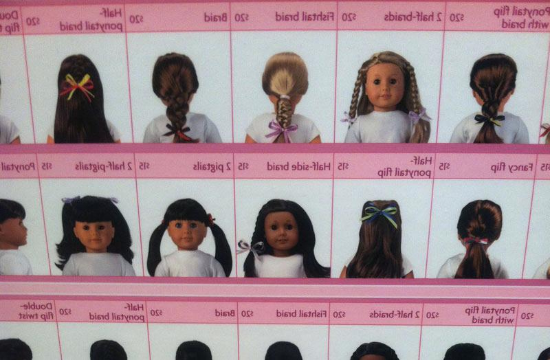 Cute Hairstyles For American Girl Dolls With Long Hair | Womens Regarding Cute Hairstyles For American Girl Dolls With Long Hair (View 4 of 25)