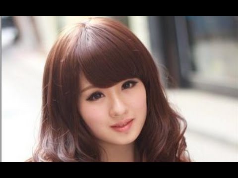 Cute Korean Hairstyles For Round Faces – Youtube For Korean Long Hairstyles For Round Faces (View 5 of 25)