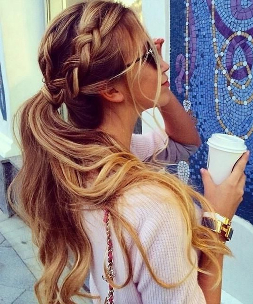 Cute Long Hairstyle Ideas 2016 | Full Dose inside Long Hairstyles Cute