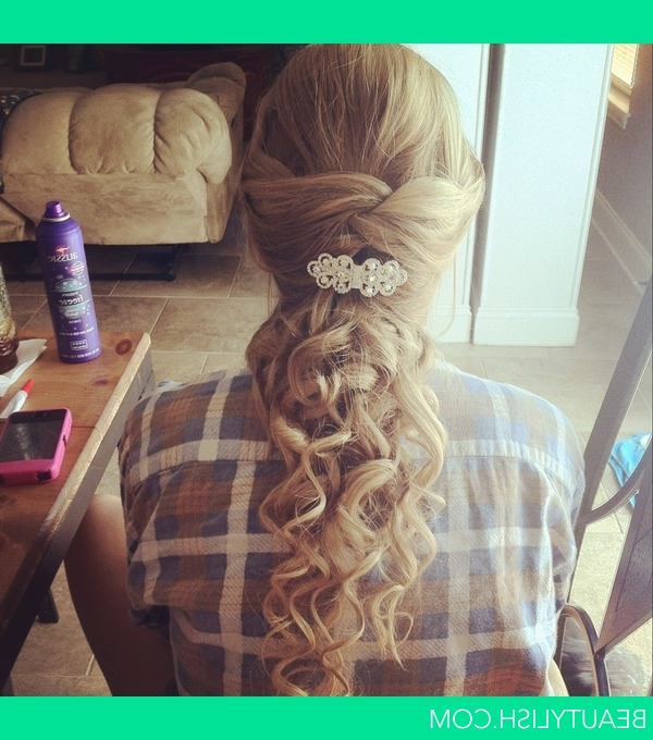 Cute Prom Hairstyle | Chelcey S (View 15 of 25)
