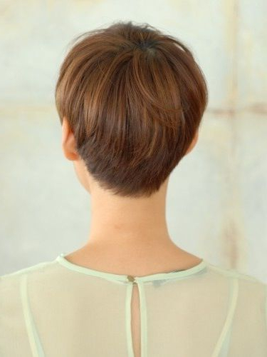 Cute Short Haircut From The Back | Hair Styles | Short Hair Back in Long Haircuts From The Back