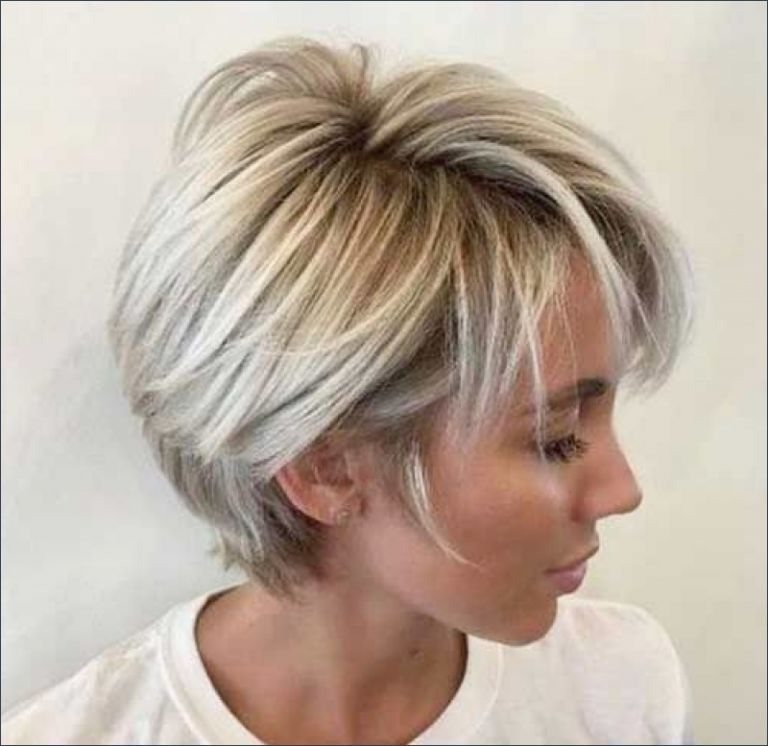 Cute Short Layered Hairstyles With Bangs Fresh Cute Short Hairstyles intended for Long And Short Layers Hairstyles