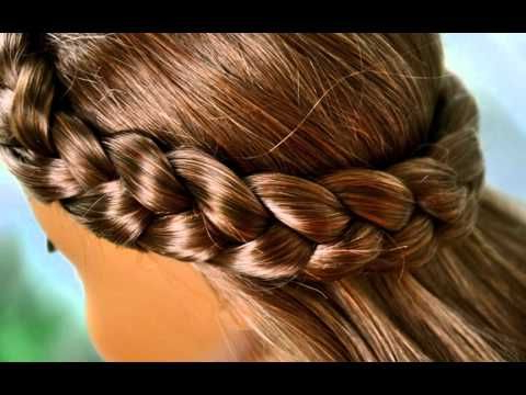 Cute Hairstyle #hairstyle #top Hairstyle Ideas #hairstyle Ideas With Regard To Cute Hairstyles For American Girl Dolls With Long Hair (View 7 of 25)