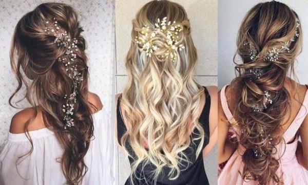 ???????? ?? ????????? 2019: ???? ?? ???????, ??????? ? ???????? Regarding Braid Spikelet Prom Hairstyles (View 19 of 25)