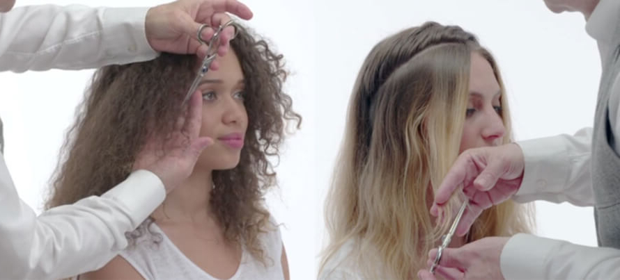Devacut Preparation For Your Salon Appointment – Devacurl Blog Within Two Tier Long Hairstyles (View 21 of 25)