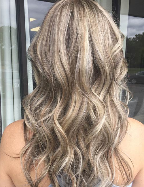 Difference Between Highlights And Lowlights with regard to Long Hairstyles With Highlights And Lowlights