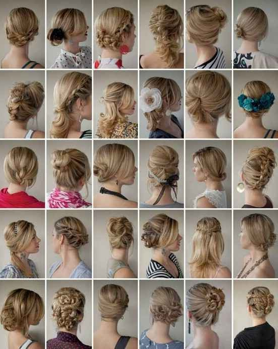 Different Pulled Up Hairstyles For Long Hair | Hair To-Do's | Hair for Long Hairstyles Pulled Up