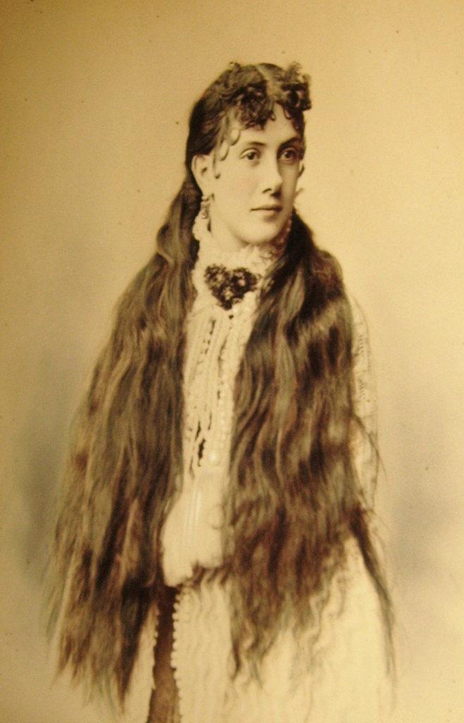 """Diy: Six Victorian Hairdos Inspired""""A Little Night Music intended for Long Victorian Hairstyles"""