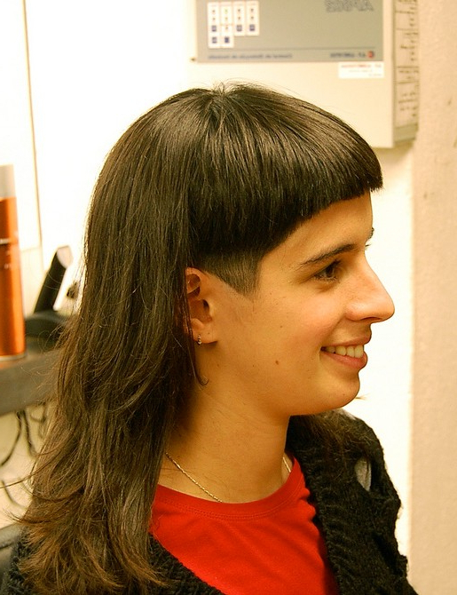 Dramatic Long And Short Haircut With Bangs – Hairstyles Weekly Pertaining To Edgy Long Haircuts With Bangs (View 14 of 25)