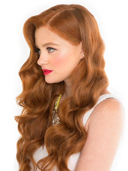 Drybar Styles intended for Old Hollywood Long Hairstyles