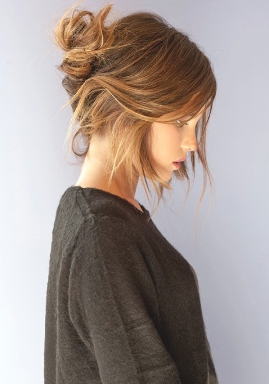 ? Thin Hair Hairstyles 2019 ¡photo Ideas & Stepstep! Regarding Dishevelled Side Tuft Prom Hairstyles (View 5 of 25)