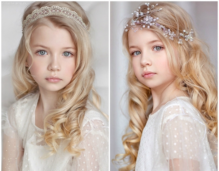 ?1001 + Ideas For Adorable Hairstyles For Little Girls With Long Hairstyles For Young Girls (View 13 of 25)