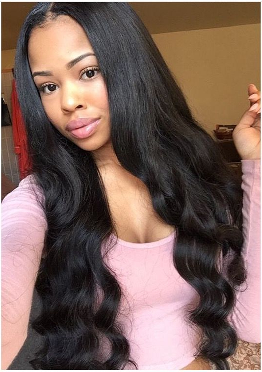Featured Photo of Wavy Long Weave Hairstyles