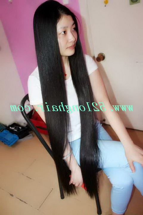 ??|??|Hair|Longhair|Beautiful Hair|Cut Hair Throughout China Long Haircuts (View 15 of 25)