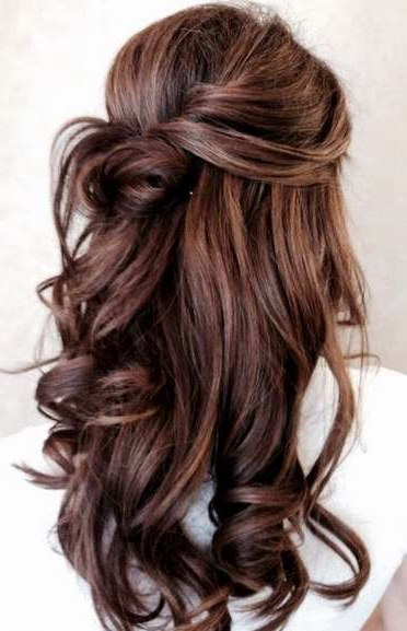 Easy 100 Wedding Hairstyles For Every Hair Length – Eddy K Bridal With Long Hairstyles Half (View 24 of 25)