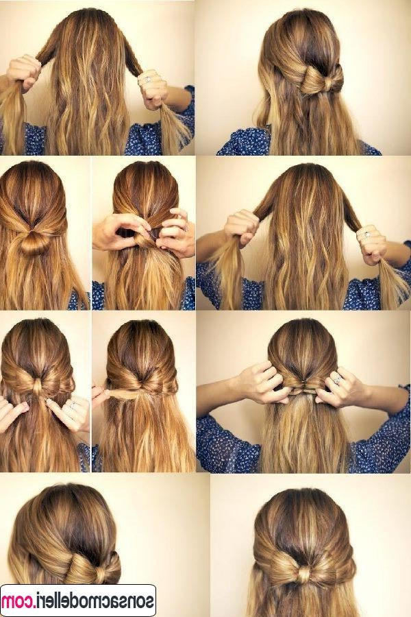 Easy And Daily Hairstyles You Can Do With Long Hair » Braided Pertaining To Long Hairstyles Daily (View 17 of 25)