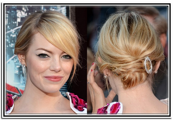 Easy Casual Updos For Long Hair Pinterest | Sophie Hairstyles – 41022 Regarding Long Hairstyles Casual (View 22 of 25)