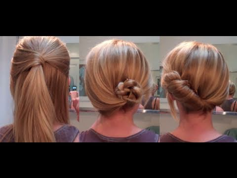 Easy Hairstyles For A Date / Work – Hairstyles For Long Hair Regarding Long Hairstyles For Work (View 9 of 25)