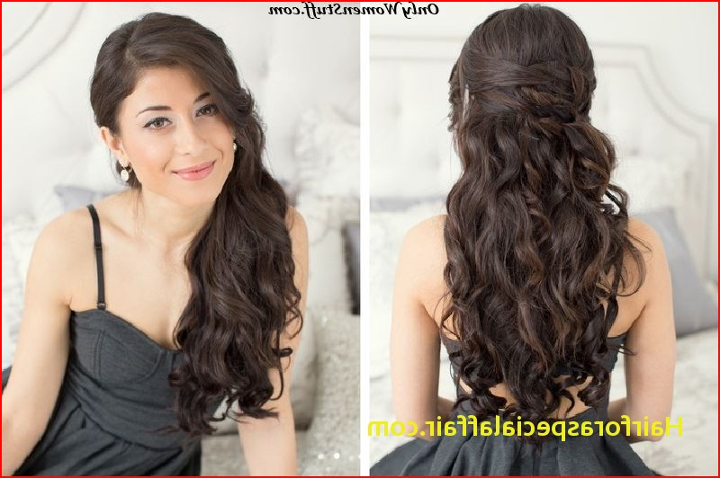 Easy Hairstyles For Girls Long Hair And Cute Hairstyles For Thin For Cute Hairstyles For Thin Long Hair (View 12 of 25)