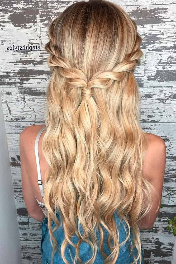 Easy Hairstyles For Long Hair And#8211; Make New Look! ? See More Intended For Hairstyles For Long Hair (View 10 of 25)