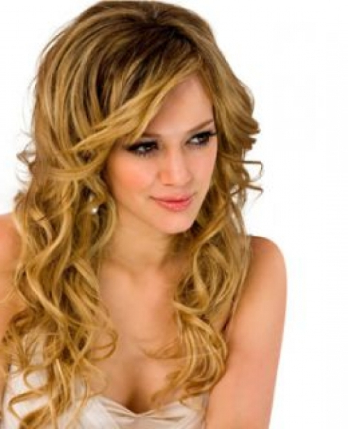 Easy Hairstyles For Long Hair For Party – Di Candia Fashion Throughout Long Hairstyles For A Party (View 18 of 25)