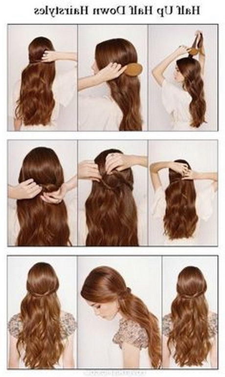 Easy Hairstyles To Do Yourself For Long Hair | Hairstyles Regarding Long Hairstyles Do It Yourself (View 6 of 25)