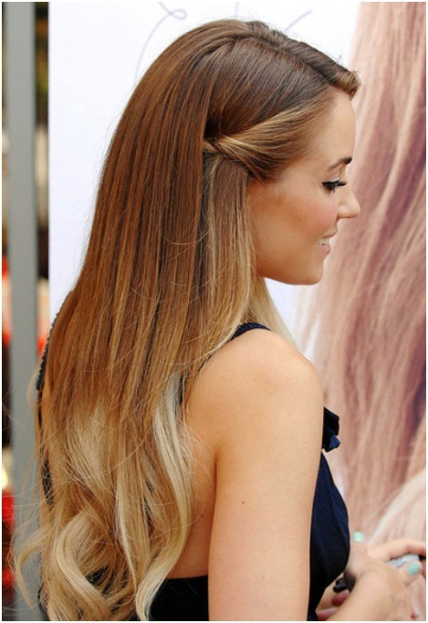 Easy, Loose Wave Hairstyles, Long Hair Trends – Popular Haircuts Pertaining To Long Waves Hairstyles (View 9 of 25)