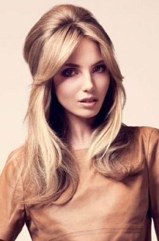 Easy Party Hairstyle Ideas – Standing Out From The Crowd Doesn't For Long Hairstyles For A Party (View 22 of 25)