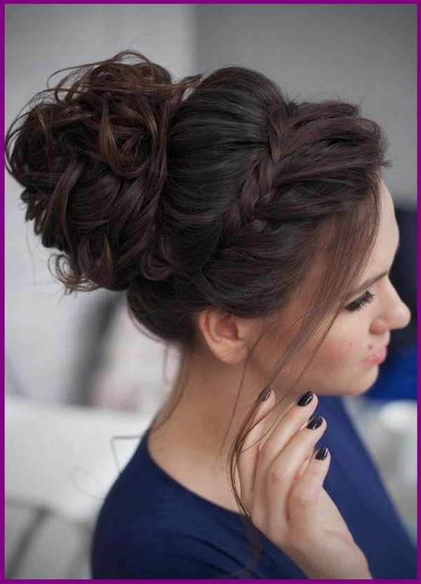 Easy Party Hairstyles To Do At Home For Girls // #easy #girls With Regard To Long Hairstyles At Home (View 3 of 25)