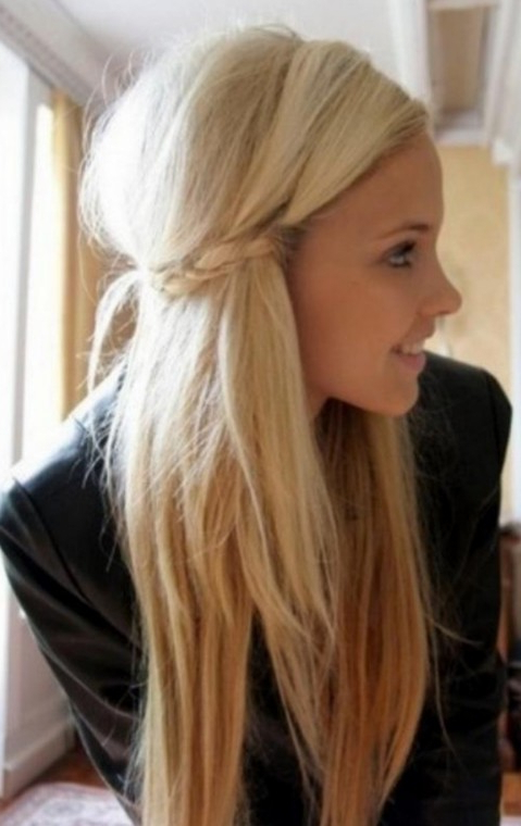 Edgy Long Blonde Urban Chic – Girls Hairstyle | Styles Weekly Pertaining To Edgy Long Hairstyles (View 15 of 25)