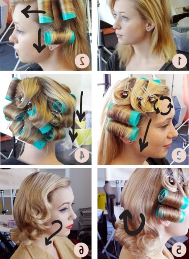 Electric Curlers For Long Hair 10 Tips For Using Hot Rollers Inside Electric Curlers For Long Hair (View 7 of 25)