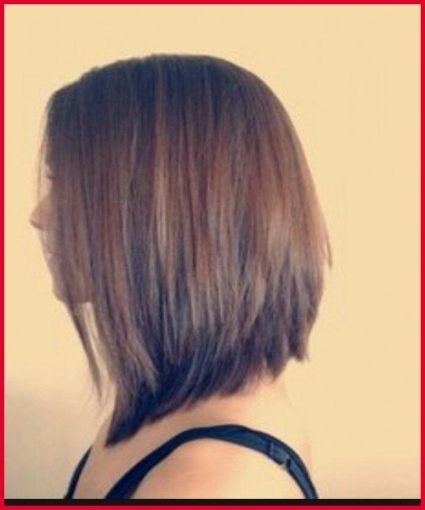 Elegant Long In The Front Short In The Back Hairstyles Kls7 June 2019 With Hairstyles Long In Front Short In Back (View 17 of 25)