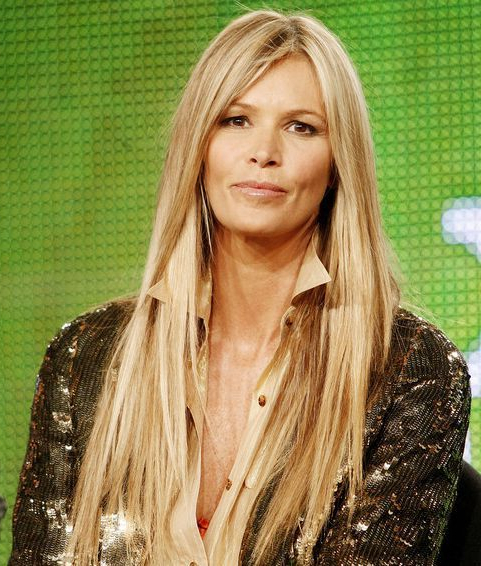 Elle Macpherson Long Straight Hairstyle   Long Hairstyles In 2019 With Long Hairstyles Elle (View 3 of 25)