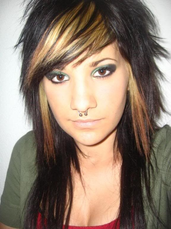 Emo Hairstyles For Long Hair Girls – Hairstyles Ideas With Regard To Long Hairstyles Emo (View 23 of 25)