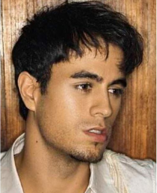 Enrique Iglesias Hairstyle | Haircut 2019 – Menshairstyle20Xx Within Messy Long Hairstyles (View 21 of 25)