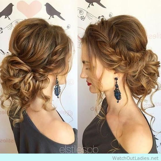 Explore Gallery Of Long Hairstyles Upstyles (14 Of 15) | Jmb + Als Intended For Long Hairstyles Upstyles (View 2 of 25)