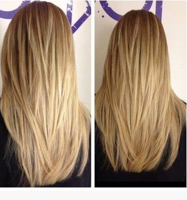 Featured Photo of Long Haircuts Straight Hair