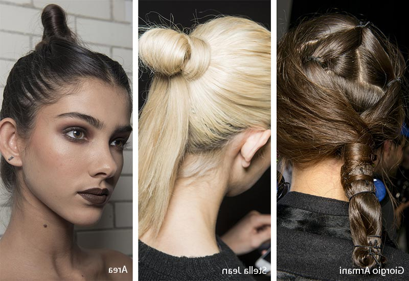 Fall/ Winter 2018 2019 Hairstyle Trends – Fall 2018 Runway Hair Regarding Fall Long Hairstyles (View 23 of 25)