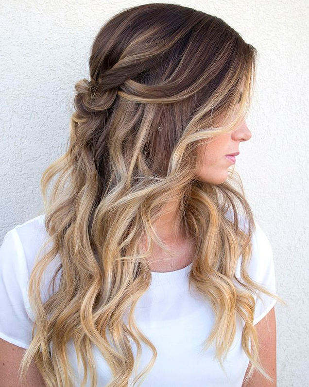 Fantastic Ombre Long Hairstyles 2015 For Prom | Full Dose For Long Hairstyles Ombre (View 10 of 25)
