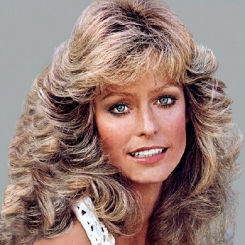 Farrah Fawcett Hairstyles | Hairstylo in Farrah Fawcett-Like Layers For Long Hairstyles