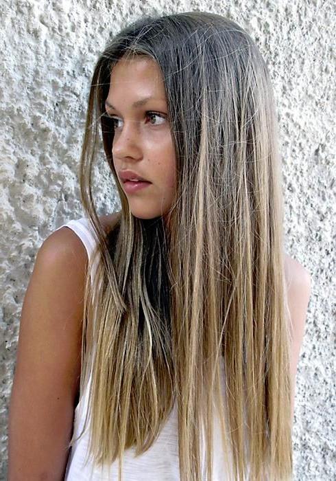 Fashionable Straight Haircuts For Long Hair - Pretty Designs for Long Haircuts For Straight Hair