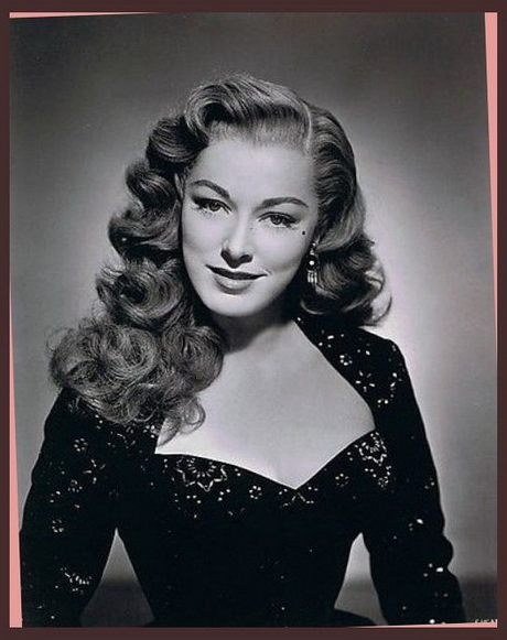 Fifties Hairstyles Long Hair | Hairstyles throughout Fifties Long Hairstyles