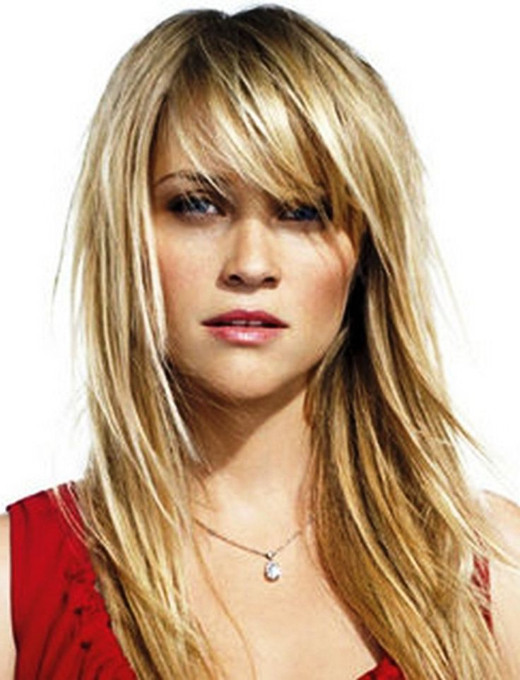 Fine Hair Long Hairstyles | Haircut Ideas | Long Haircuts With Bangs For Haircuts For Long Fine Hair With Bangs (View 18 of 25)