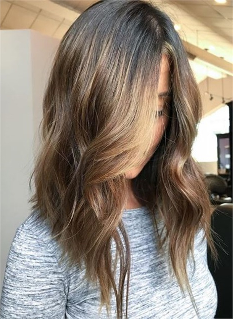 For The Love Of Lob: 20 Long Bob Hairstyles To Inspire You – Hair In Long Hairstyles Bob (View 21 of 25)