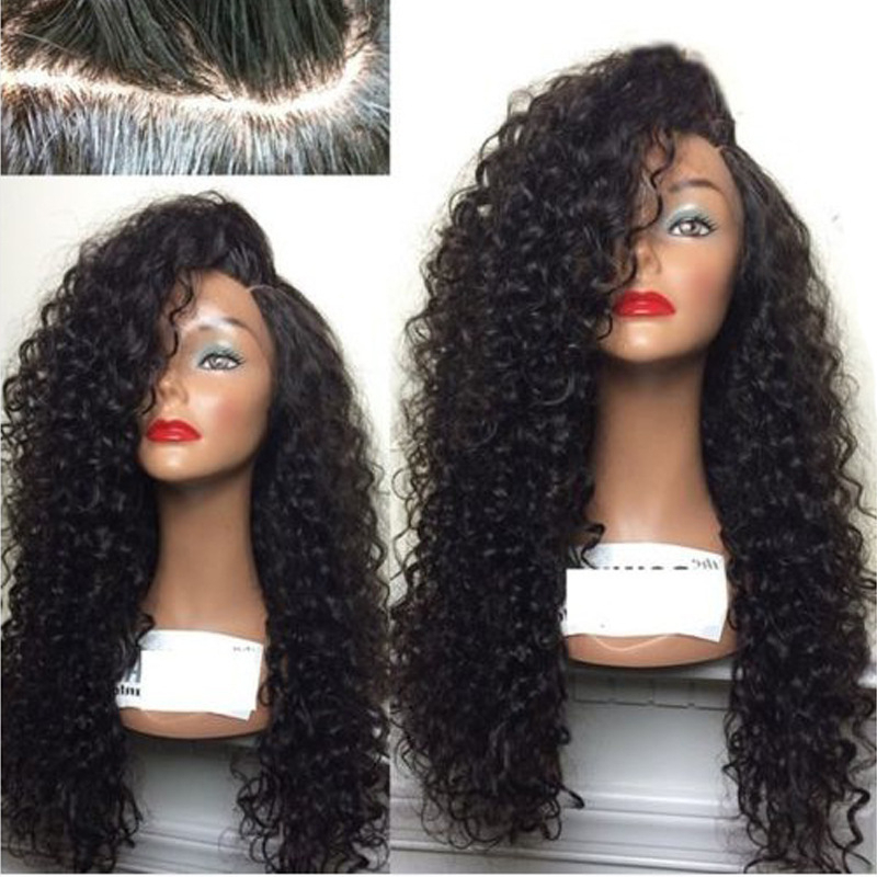 Foreign Trade Hot Sales Africa Small Curly Hair Side Wave Winding With Regard To Winding Waves Hairstyles (View 16 of 25)
