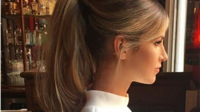 Four Hairstyles We Absolutely Loved From The Iftas | Her.ie in Long Hairstyles Vogue