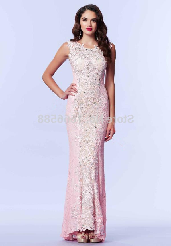 Free Shipping Oc 1953 Hairstyle Long Evening High Neck Dress Of Lace With Long Hairstyles For Evening Wear (View 25 of 25)