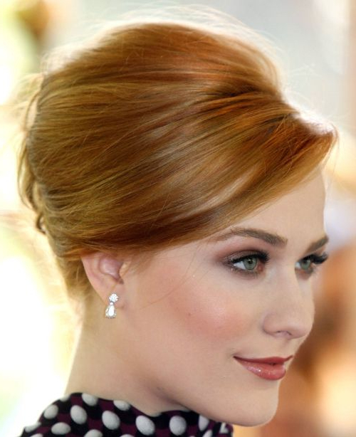 French Twist Hairstyles – Haircuts – Hairdos – Careforhair.co (View 25 of 25)