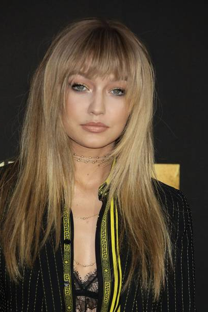 Fringe Hairstyles 2019 | British Vogue inside Long Hairstyles Vogue