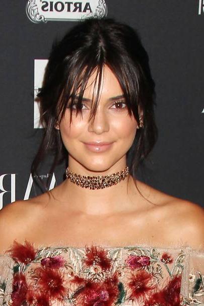 Fringe Hairstyles 2019   British Vogue regarding Long Hairstyles Vogue